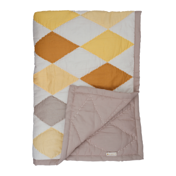 Fabelab Patchwork | Diamond | yellow