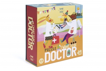 Londji Puzzle | I Want to be...Doctor